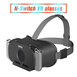 Virtual Reality Movies 3D VR Glasses For Nintendo Switch LABO Big Lens HD VR Headset For Odyssey N-switch Games Accessories