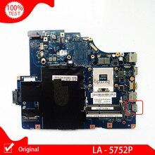 Original NIWE2 LA-5752P MAIN BOARD For Lenovo IdeaPad G560 Laptop Motherboard HM55 DDR3