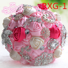 Wedding Bridal Accessories Holding Flowers 3303 RXG28MM