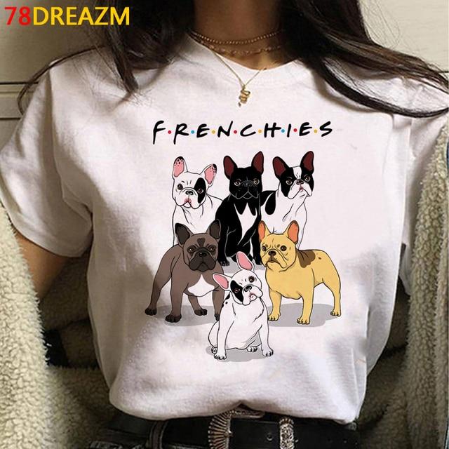 Women's T-Shirt With Puppy Logo  2