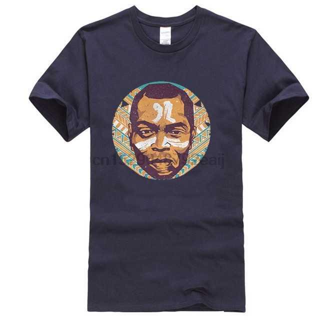 Fela Kuti Áo Thun 100% Cotton Châu Phi 70 Afrobeat Trái Cây Đại Ai Cập 80 Nigeria 70