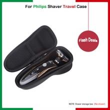 Razor Storage Bag For Philips Electric Shaver Razor Bag EVA Hard Protective Case
