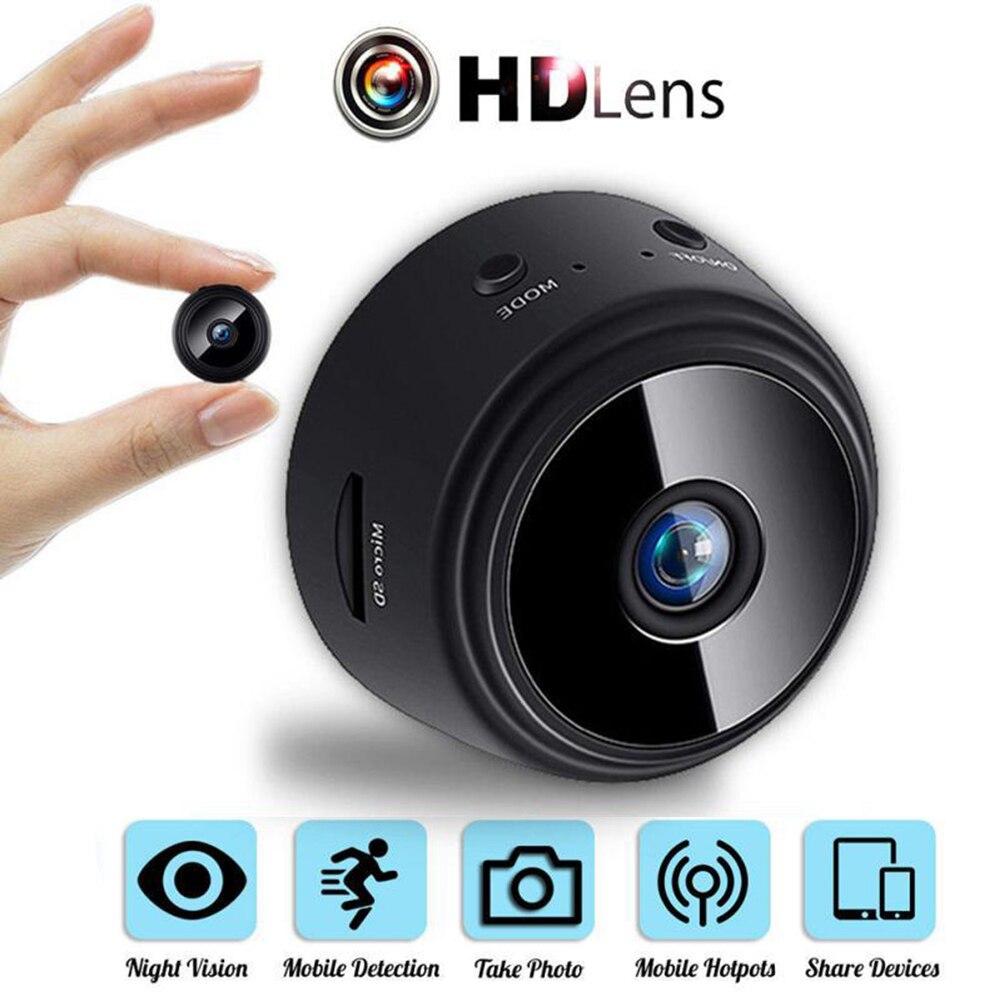 Baby Monitor Mini WiFi IP Camera Outdoor Camera Night Version Micro Voice Video Recorder A9 Night Vision Surveillance Camera