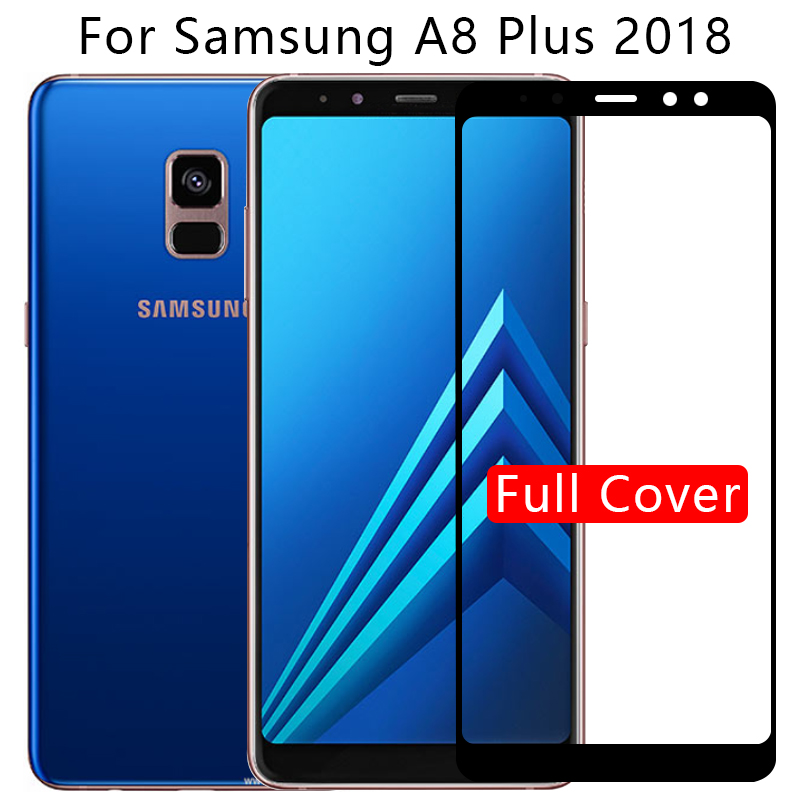protective glass for samsung a8 plus 2018 screen protector tempered glas on galaxy a 8 8a a8plus phone film 6.0 samsun a730 3d