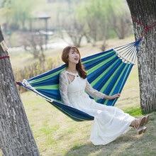 Hammock Canvas Bender Prevent Rollover Outdoor Camping Hamaca Swing Bed Bend Hamak Rede De Dormir Hanging Chair Amacas Furniture