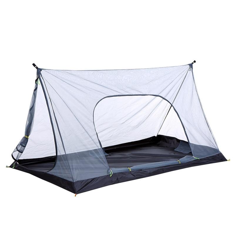 Ultralight Summer Mesh Tent 1-2 Person Outdoor Camping Tent Repellent Net Tent Beach Mesh Tents