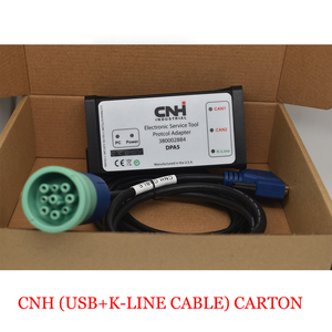 Image 5 - Agriculture Diagnostic  for New Holland Electronic Service Tools K LINE Cable (CNH EST 9.3 Engineering Level)+Activator+unexpire