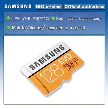 SAMSUNG EVO EVO plus Micro SD Card 128GB 32GB Class10 MicroSDHC MicroSDXC UHS-1 Memory card 256GB MicroSD 64GB cartao de memoria