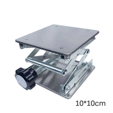 Lifting-Stand-Rack Router Lift Table Woodworking Benches Engraving Aluminum Lab NEW