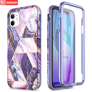 Image 1 - Luxury Phone case For iPhone 11 XR X XS max 7Plus 8Plus cover 360 Heavy Duty Full Protect Case For 7 8 SE2020 fashion case
