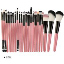 Brush Cosmetic Beauty Tool Kit Makeup Brushes Set Eye Shadow Foundation Powder Eyeliner Eyelash Lip Make Up22 Pcs makeup brush ducare new 15 pcs makeup brushes set professional foundation eye shadow brush high quality cosmetic make up brush kit