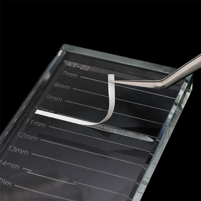 Yelix 250 strips easy fan tapes for volume Eyelash Extension Supplies Volume Lashes Storage Sticky Strip lash extension supplies 3