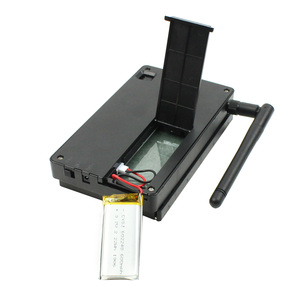 Image 5 - JMT 5.8G 48CH 4.3 Inch LCD 480x22 pixels 16:9 NTSC / PAL FPV Reciever Monitor Auto Search With OSD Build in Battery