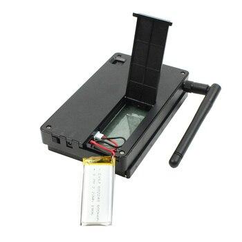 JMT 5.8G 48CH 4.3 Pouces LCD 480x22 Pixels 16:9 NTSC/PAL FPV Moniteur De Réception Recherche Automatique Avec Batterie Intégrée OSD