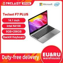 Notebook Laptop Keyboard SSD Gemini Lake Intel Backlit N4100 Plus Windows-10 Teclast F7