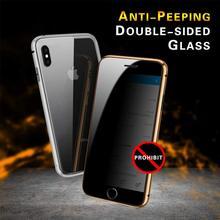 Anti Spy Magnetic Phone Case