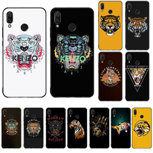 Voor Redmi Note7 Case Luxe Tiger Head Cover Telefoon Case Capa Voor Redmi 5 Plus 6Pro 6A S2 4X 7A 8 k20 Note 4 5A 7 6Pro 8 Pro(China)