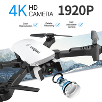 RC Drone Wiht HD Camera 4K WiFi FPV GPS RC Helicopter With Headless Mode High Hold Drone Profissional Quadrocopter Toys For Kid