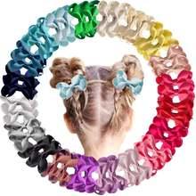 Заколки для волос на полной подкладке маленьких девочек крошечные
