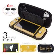 M/L/3in1 Draagbare Opbergtas Voor Nintendo Switch Harde Eva Travel Case Voor Nintend Schakelaar Lite Mini game Cover