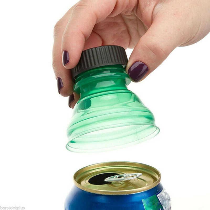6PCS Soda Saver POP เบียร์เครื่องดื่ม CAP Flip ขวดฝาปิดป้องกัน Snap บนฝาครอบถ้วยเครื่องดื่มน้ำเครื่องมือป้องกัน