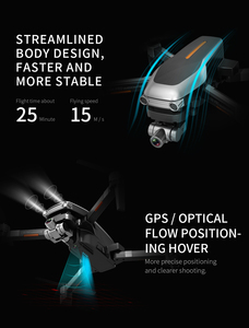 Image 3 - RC Quadcopter L109 Pro Drone GPS 4K HD Two Axis Anti Shake Stable Gimbal Camera 5G WIFI FPV Brushless Motor 1200m Long Distance