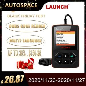 Image 1 - Starten X431 Creader V + OBD OBD2 Automotive Scanner Fehler Code Reader Mit Multi sprache ODB2 Auto Diagnose Werkzeug auto Scanner