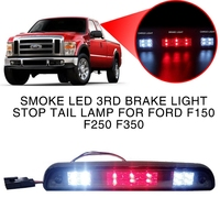 pcmos Smoke LED 3rd Brake Light Stop Tail Light Lamp For Ford 1994 1996 Ford F150 Ford Bronco 1992 1996 Car Light Assembly New