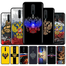 Russie drapeaux russes emblème étui de téléphone pour Xiaomi Redmi 9 8 8A 7 7A 6 6A 9A 9C Note 8 Pro 8T 9S 9 Pro Max Silicone couverture arrière
