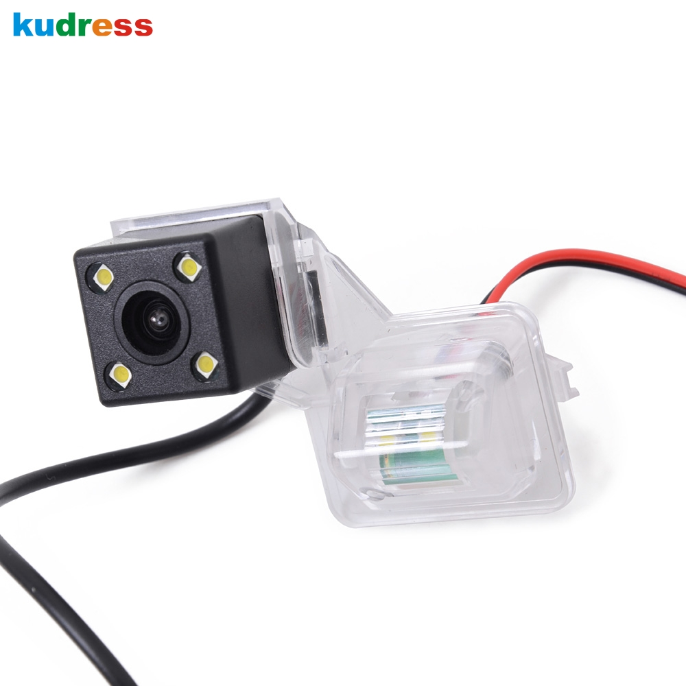 For <font><b>Suzuki</b></font> <font><b>SX4</b></font> <font><b>2009</b></font> 2010 2011 2012 2013 2014 Car CCD Night Vision 4LED Backup Rear View Camera Parking Camera image