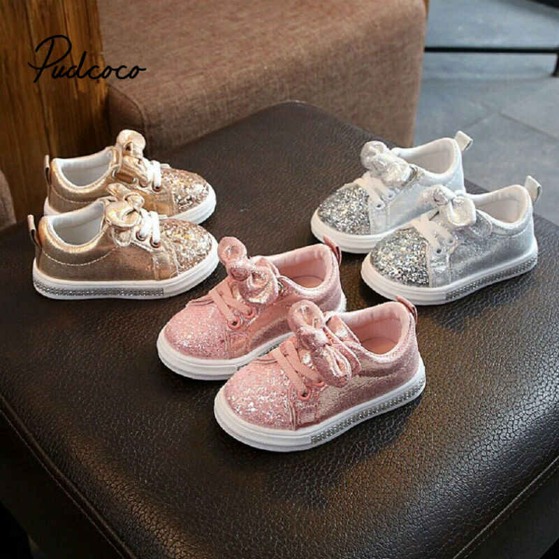 Spring Autumn Sneakers Children Toddler Baby Girls Boys Solid Sneaker Girl Soft Anti-slip Sport Outdoor Kids Soft Shoes