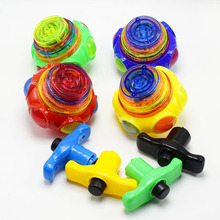 Kids Toys Gyroscope-Toys Led-Lighting-Up Spinning-Top Children 1pc Flashing for