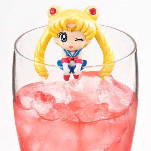 PrettyAngel - Genuine Megahouse Ochatomo Series Pretty Guardian Sailor Moon Limited Set Sailor Moon Mercury Set of 3 PCS 2