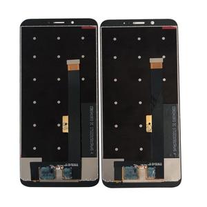 "Image 2 - 기존 6.01 ""ZTE Nubia V18 NX612J Axisinternational LCD 디스플레이 화면 + Nubia V18 NX612J 화면 용 터치 패널 디지타이저"