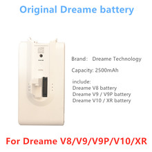 [Оригинал] Dreame V8 батарея Dreame V9 батарея Dreame V9P батарея Dreame V10 батарея Dreame XR батарея 4 Xiaomi пылесос