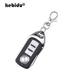 Image 1 - Kebidu télécommande sans fil 433Mhz copie voiture clonage automatique porte pour porte de Garage Portable duplicateur clé à distance
