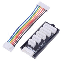 High Quality 2S-6S Lipo Battery Parallel Charging Board Charger Plate For Imax B6 B6AC B8