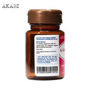 Image 2 - AKARZ Famous brand L Glutathione  A Potent Antioxidant That Supports Immune Health 500mg