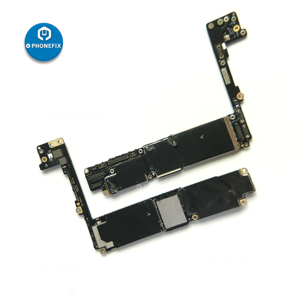 Non Completed Motherboard Logic Board Motherboard Repair Skill Trainning For Scrap IPhone Practise Used Damaged Working X Junk