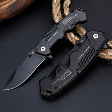 57HRC Folding Knife Tactical Survival Knives Hunting Camping Blade Multi High Hardness Military Survival Knifes Pocket