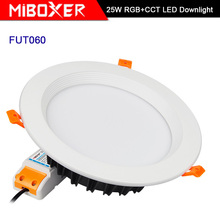 Led-Downlight Indoor-Lamp Dimmable Smart 25W RGB FUT060 AC Ce Ac100--240v CCT Miboxer