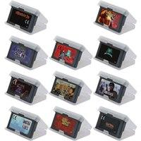 Video Game Cartridge 32 Bits Game Console Card STG Shooter Games Series US EU Version English