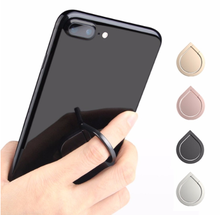 New Finger Ring Holder Mobile Phone Stand For SmartPhone Water-Drop Shape cell phone GPS