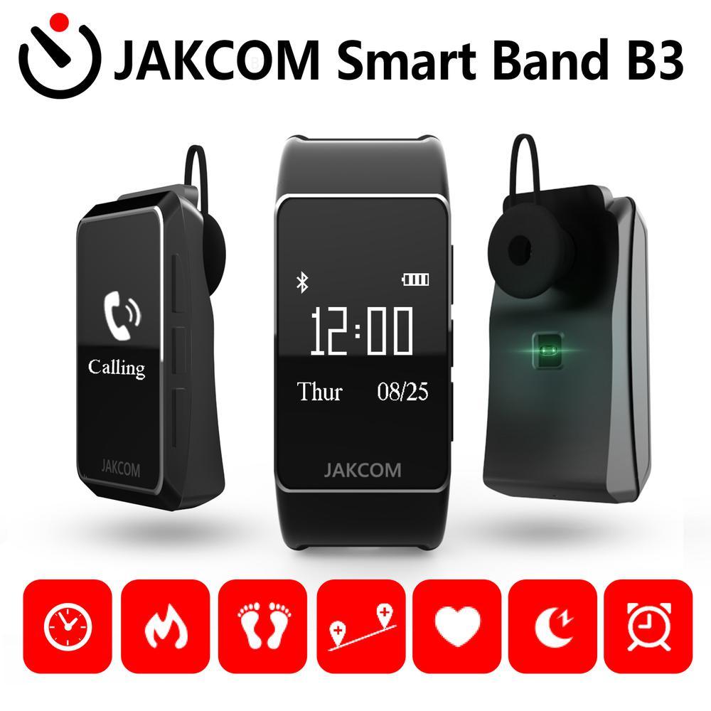 JAKCOM B3 Smart Watch New product as smatch watch smart men android women bond touch bracelet couple watches kw88