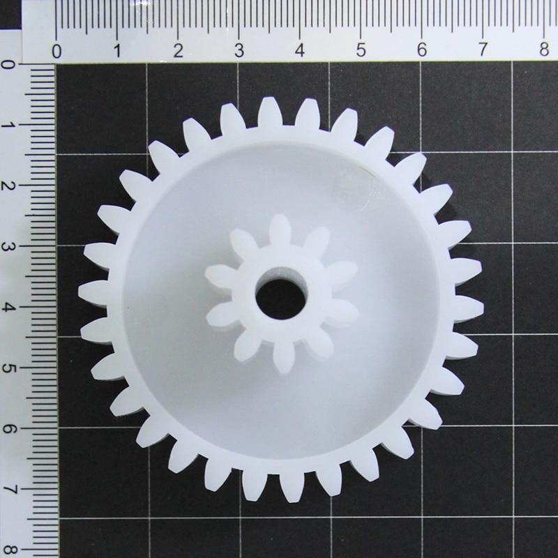2pcs Gears Spare Parts For Meat Grinder Plastic Mincer Wheel MDY-47 For Vitek VT3610w VT3611 VT3620st VT3622 VT-3627