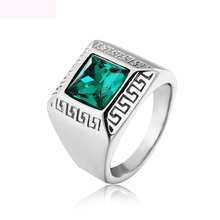 Luxury Hot Sale Multicolor Jewelry Rings High Quality Titanium Steel Finger Ring Casting Rings For Men Free Shipping цена и фото
