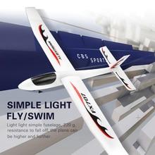 FX707S самолет Ручной Запуск планер самолет метательный самолет Мягкая Пена Самолет Модель самолета DIY пульт дистанционного управления игрушки для детей