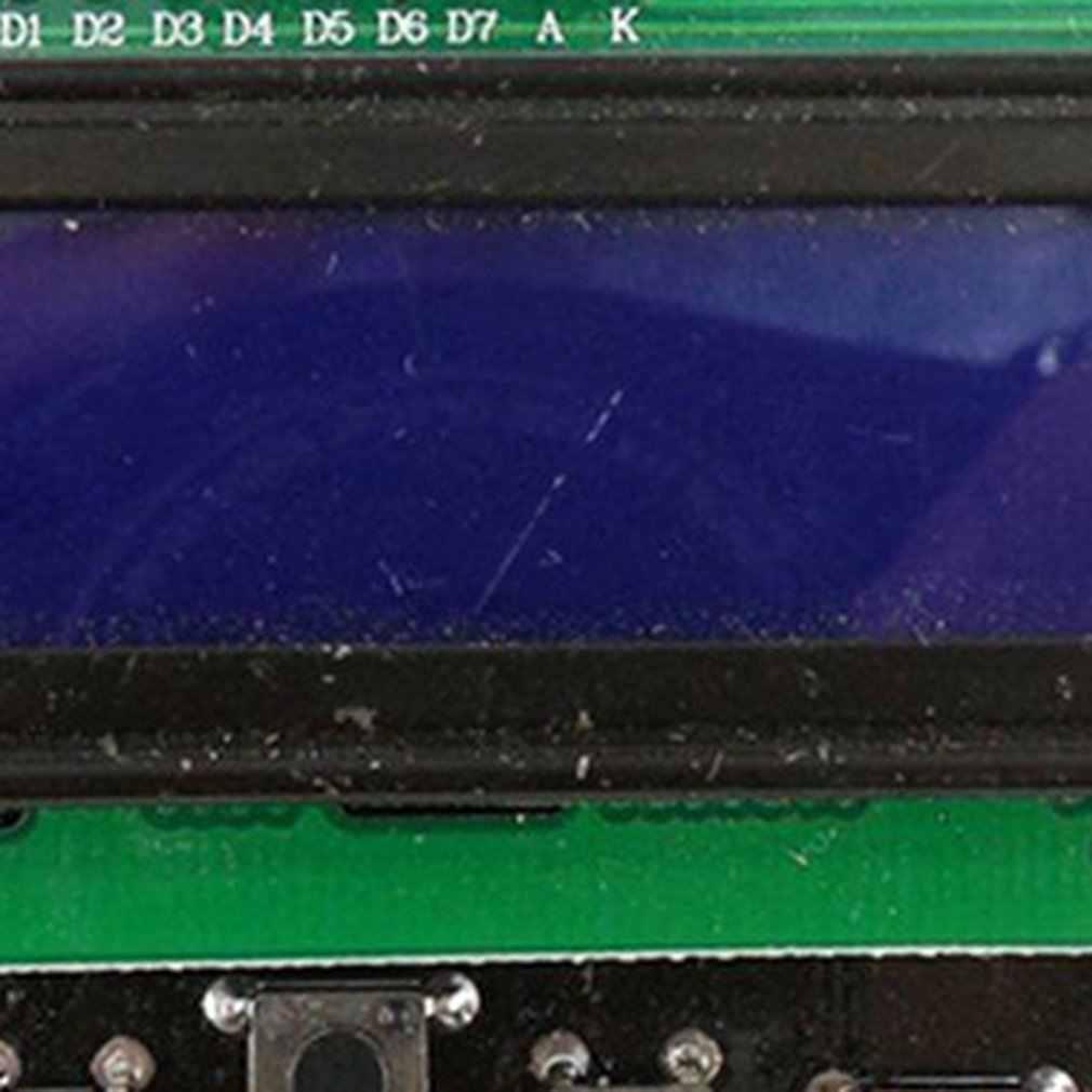 16x2 karakter lcd ekran modülü denetleyici mavi ekran arka işık dahili endüstri standardı HD44780 eşdeğer
