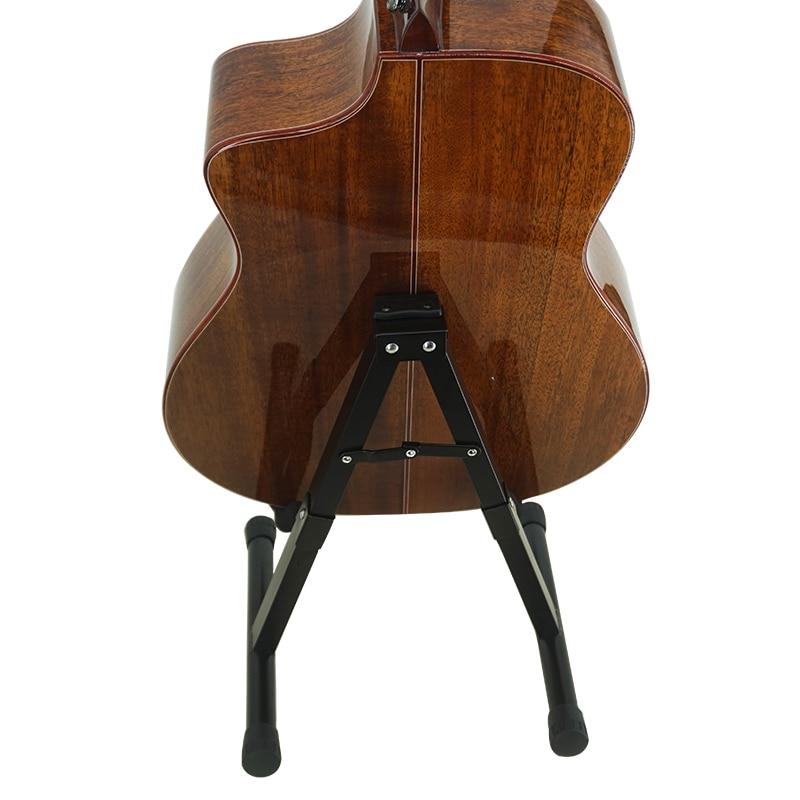 Univerzalni sklopivi prijenosni stalak za gitaru, sklopivi lagani - Glazbeni instrumenti - Foto 4