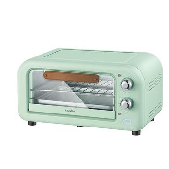 Minipiekarnik 12L elektryczny wpuszczany mosiądz elektryczny piekarnik elektryczny wbudowany sprzęt agd do kuchni tanie i dobre opinie HAIMAITONG 11-20l 801-1200 w 220 v NONE CN (pochodzenie) STAINLESS STEEL